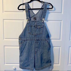 90's 2000's gap vintage shirt overalls